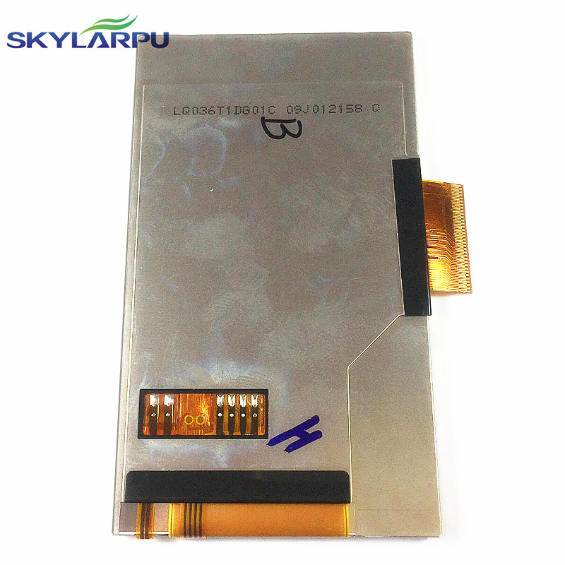 skylarpu 3.5 inch LCD display screen For GARMIN nuvifone G60 LCD Display Panel with Touch screen digitizer<br>