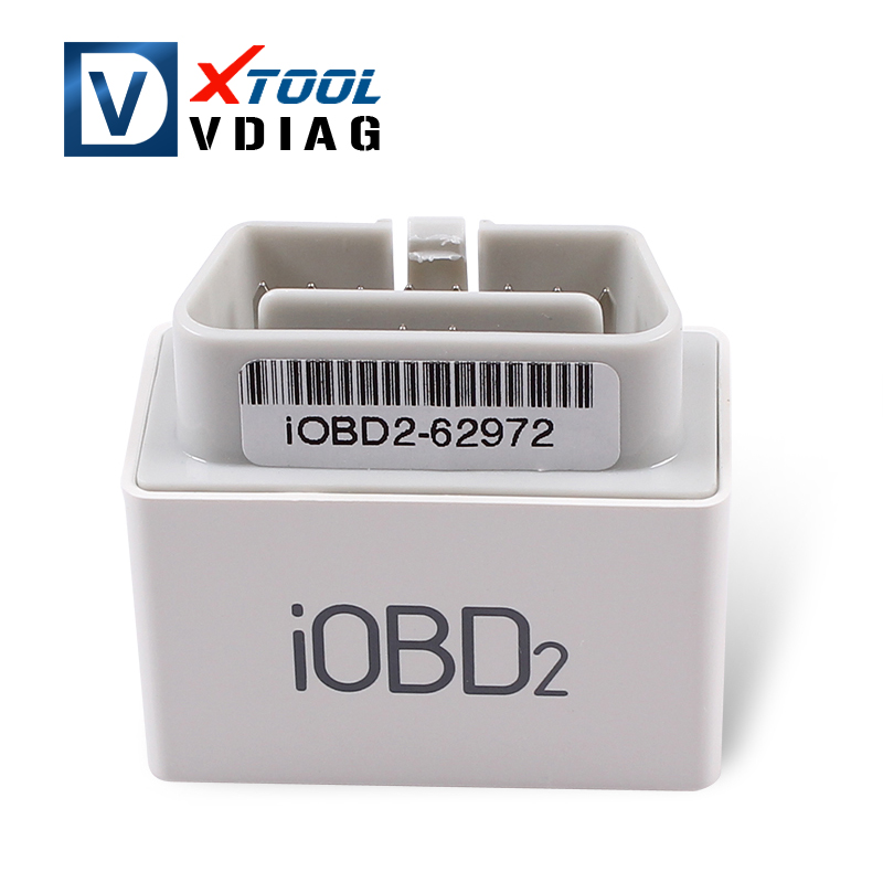 2016 Professional EOBD2 IOBD MINI Diagnostic XTOOL Original iOBD2 MFI BT Bluetooth Connection For Android iOS OBD2 Code Reader(China)