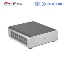 New arrival itx HTPC aluminum case for personal computer desktop DIY(China)