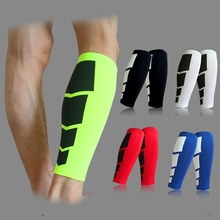 1 Pair Shin Guards Soccer Football Protective Pads Leg Calf Compression Sleeves Cycling Running Sports Safety scheenbeschermers