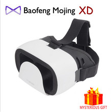 Baofeng Mojing XD Casque Lunette 3D VR Glasses Box Virtual Reality Goggles 3 D Vrbox Google Cardboard for iPhone Samsung Android