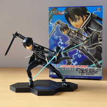 15cm Sword Art Online Kirigaya Kazuto Kirito SAO Figures Model Doll Yasina Action Figures Toys Collection Toys Kids Gifts