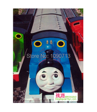 Free Shipping 12Pcs/lot Thomas Series Gift Bag Children Birthday Party Gifts Party Favor Accessories(China)