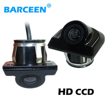 Big promotion 170 degree Wide Viewing Angle Waterproof Reversing CameraNight Vision Car Rear View Camera CCD Promotion