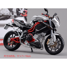 TNT Metal Kit Diecast Motorbike Model Maisto Assembly Toys 1:12 Scale Model Motorcycle Free shipping(China)