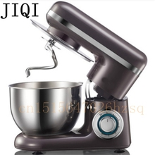 JIQI Household Electric Food mixer 600W high quality Stand mixers 4L big Capacity  kitchen appliance kneading machine