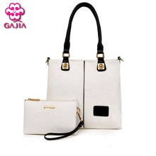 Hot Selling Famous Designers Messenger Handbags High Quality Leather Shoulder Tote Bag Lady Casual Composite Bag Sets Women Bags(China)