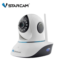 VStarcam D38 720P WIFI Wireless IP Camera+Universal Intelligent TV and Air conditioning Remote Controller Smart Home Automation
