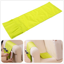 Bright Color Sofa Arm Chair Couch Sofa TV Remote Control Pockets Mobile Phone Holder & Organiser Storage Bag