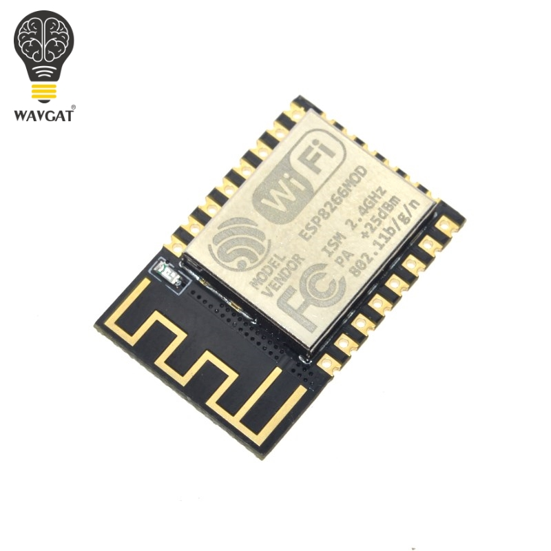 1PCS ESP-12F (ESP-12E upgrade) ESP8266 Remote Serial Port WIFI Wireless Module ESP8266 4M Flash