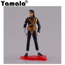 [Yamala] Free shipping High Quality Michael Jackson The King of Pop PVC Action Figure Collection Toy
