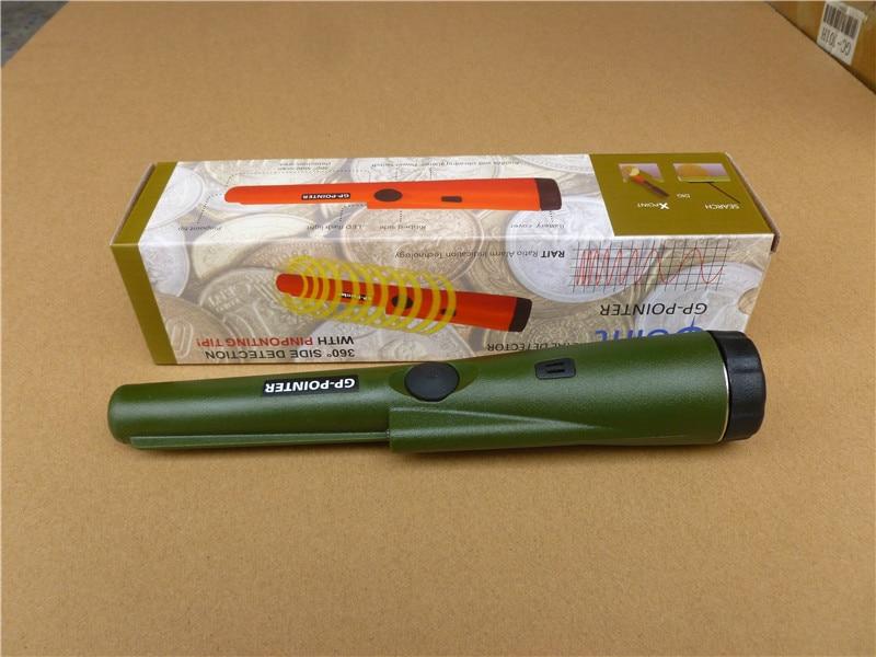 Handheld Metal Detector High Sensitive Hand-Held Pro Pointer Super Pointer Super Wand<br>