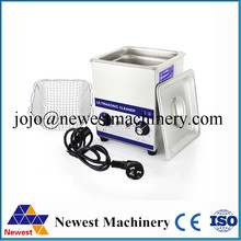 110/220v 80W heater&timer Ultrasonic cleaner 2L 40KHZ for electronic components ,Dentures cleaning machine Commercial