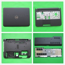 New Laptop LCD TOP Back/Palmrest Upper Touchpad/Bottom Case/RAM HDD Memory Cover/Hinges For Dell 14R 5437 M431R 5435 5421