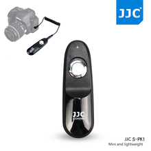 JJC S-PK1 Wire Remote Control Controller Switch Shutter Release for Pentax K-70 K70 DSLR Camera Replaces Pentax CS-310