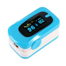 Portable Digital Finger Pulse Oximeter Blood Pressure Monitor Heart Rate Oximetro Portable Diagnostic-Tool Medical Equipment