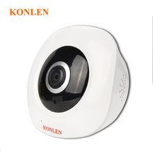 3MP 1080P Fisheye Panoramic 360 Degree Camera IP 3D VR Video Surveilance CCTV Cameras Security WIFI HD with Memory SD Card Slot(Hong Kong)