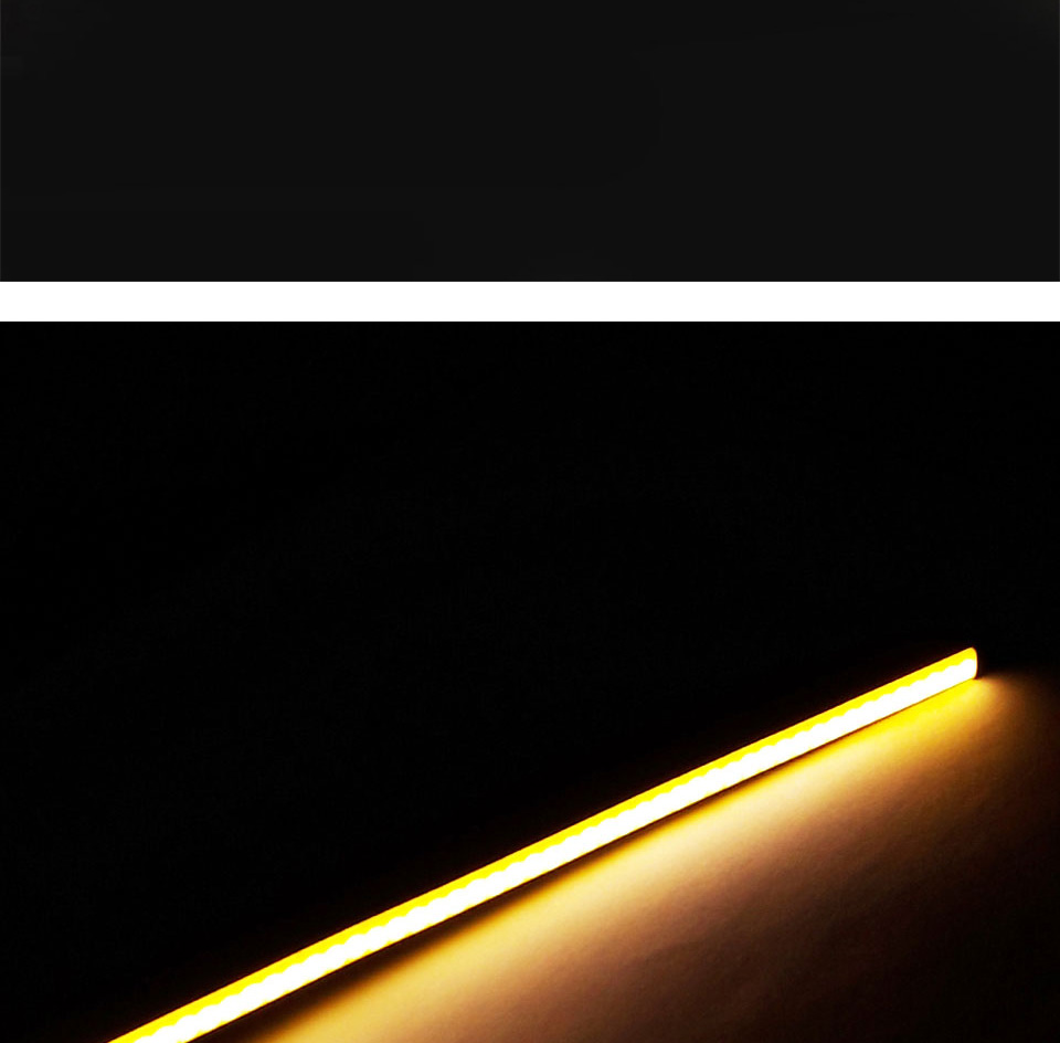dc 12v 10w 20w 60cm 40cm 30cm 20cm cob led strip car light (11)