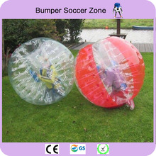 Free Shipping1.5m Plastic Balls Inflatable Bubble Soccer Ball Bumper Bubble Ball Bubble Football Rubble Bouncing Ball(China)