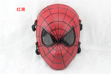 Halloween Collection Boutique Resin Spider-Man Mask Fully Face Act Spiderman Mask masque For Cosplay Party