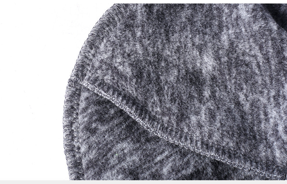 Cycling Cap Fleece Keep Warm Mens Winter Hats Thickened Thermal Head Bandanas for Outdoor Running Skiing Sports Snowboarding Cap (9)