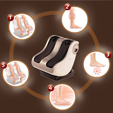Hottest 2016!! Electric Foot Massager,Electric Leg Massager Pedicure Machine Muscle Physiotherapy Foot Massager Free Shipping