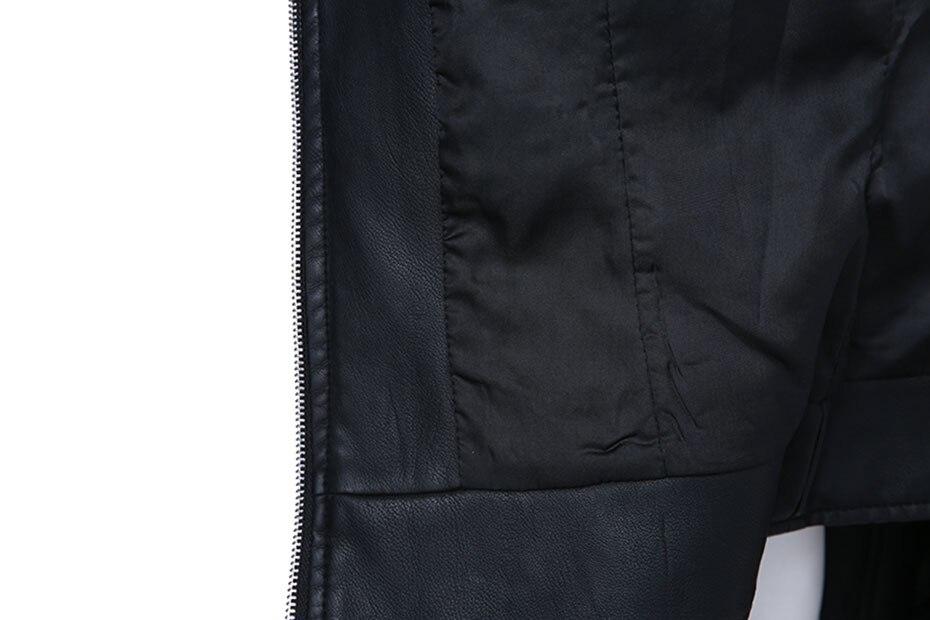 Short Leather Jacket  (8)