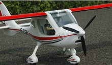 Flight Design CTLS Radio Control Plane Model PNP