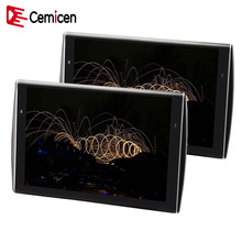 Cemicen 2 PCS 11.6 polegada Ultra-thin 1366*768 Encosto de Cabeça Do Carro Monitor de HD 1080 P de Vídeo Tela LCD MP5 Player Com USB/SD/HDMI/FM/Speaker(China)
