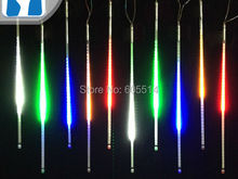 [Seven neon]Free shipping colorful AC110-220V 3meters 10pcs/set 20W 80cm long 78leds/pcs 3528led smd led meteor tube light(China)