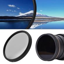 37mm, 40.5mm, 43mm, 46mm, 49mm, 52mm, 55mm, 58mm, 62mm, 67mm, 72mm, 77mm, 82mm Polarizing Filter Lens SLR Camera Universal(China)