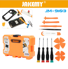 JAKEMY 9103 18 In 1 Digital Maintenance Electronic Components Disassemble Tool  Phone Screen Opening Pliers For iPhone Cellphone