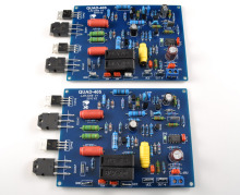 QUAD405 100W+100W stereo 8ohm Power Amplifier kit Design By(China)
