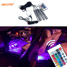 Car LED Decorative Lights For Mercedes benz Audi Honda BMW VW LADA Toyota Opel Renault Hyundai For Kia Nissan Peugeot Mazda Fiat