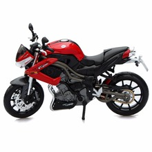 1:12 Maisto Benelli Tornado Naked Tre R160 Red Diecast Model Motorcycle New in Box