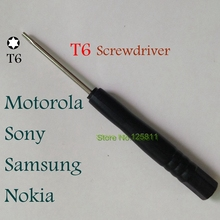 Free Shipping Screwdriver Torx T6 200pcs/lot