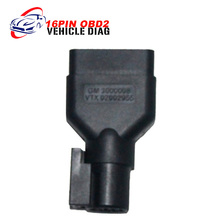 Free Shipping New Arrival OBD2 16PIN Connector for GM TECH2 Diagnostic Tool(China)