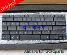 Free shipping Original New black Mini Laptop Keyboard 6037B0035501 MP-08C13US-930