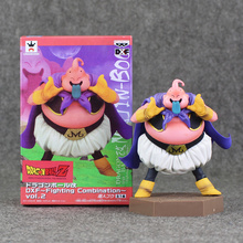Anime Dragon Ball Z 13CM Majin Buu DXF Fighting Combination VOL.2 PVC Action Figure Collectible Toy Children Brinquedos(China)