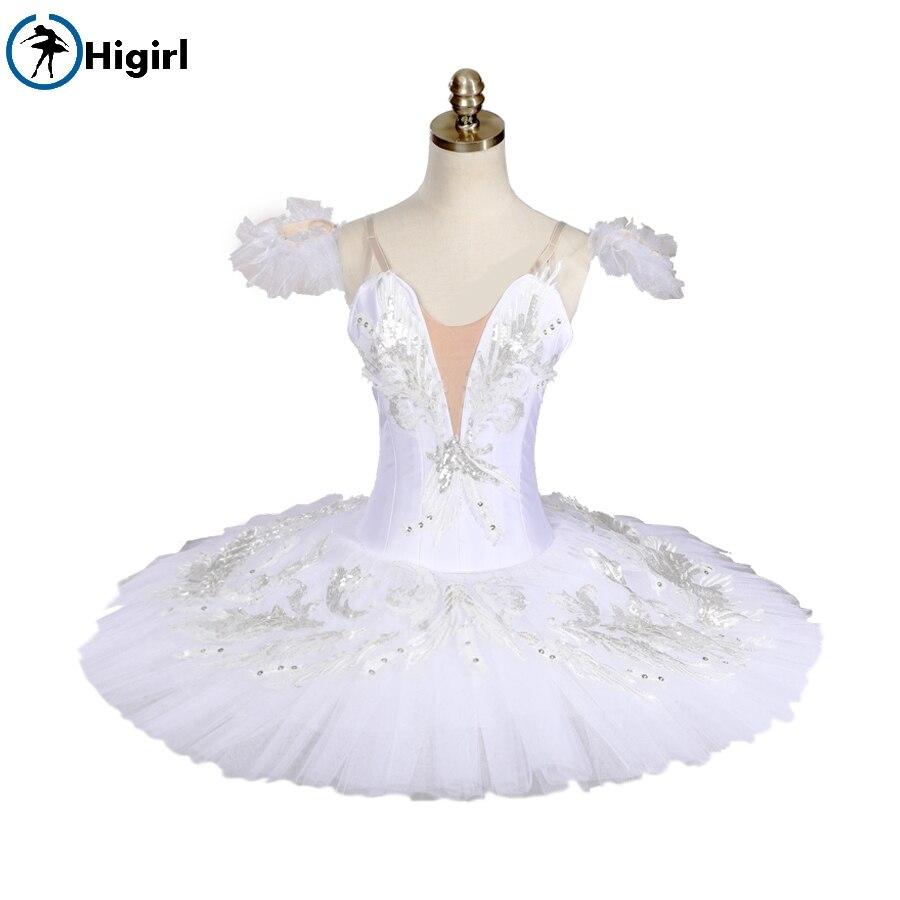 white swan lake ballet tutu adult classical tutu white tutu professional ballet tutu for competition tutuBT9035