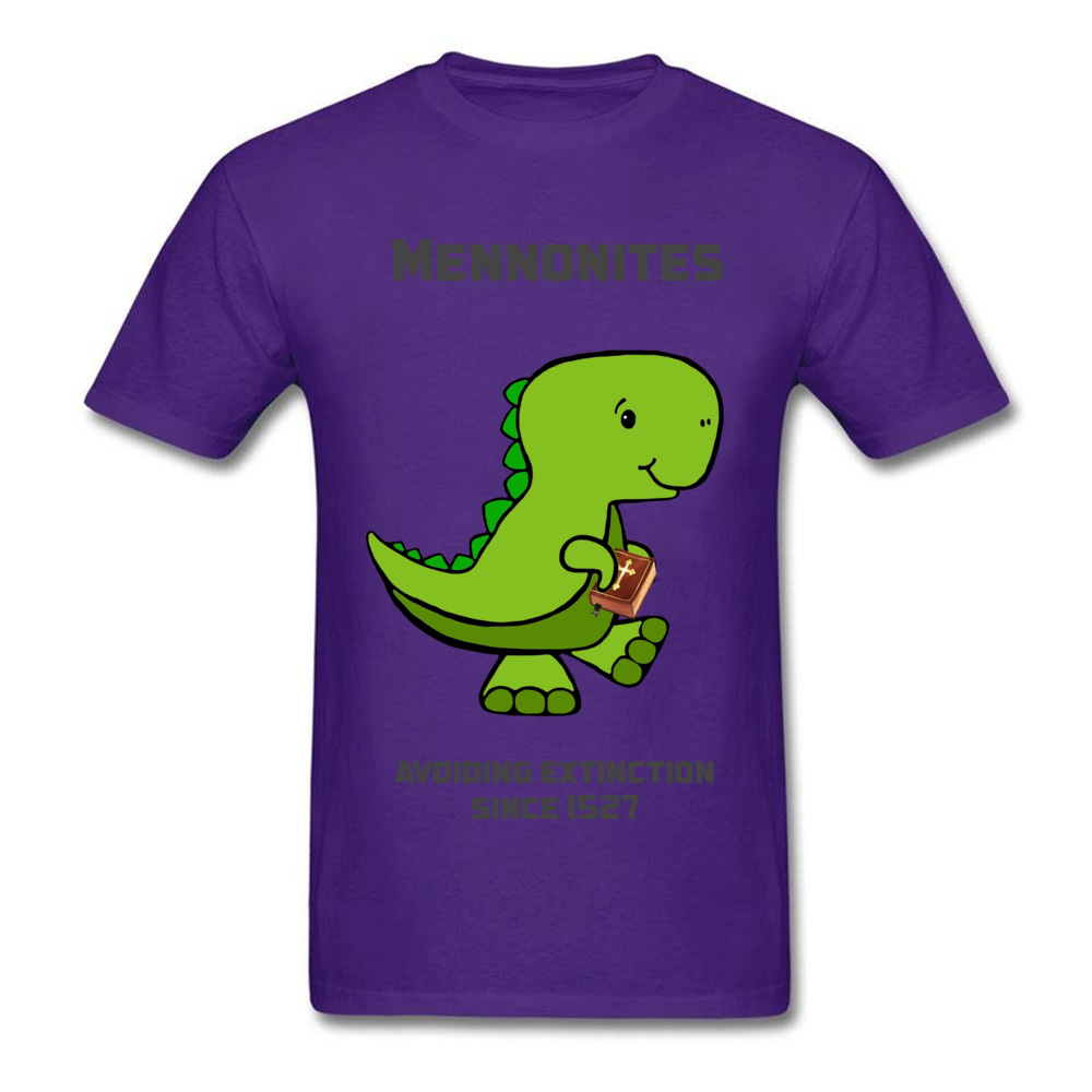 Mennonite Asuras Tops Shirt Designer Round Collar Casual Short Sleeve Pure Coon Men Tshirts Custom Tee Shirts Mennonite Asuras purple