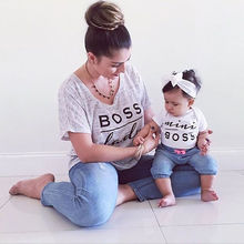 Cheap Newborn Baby Romper Mini boss Prints O neck Short Sleeve baby unisex Rompers Jumpsuit Casual Outdoor wear Outfit onesie Y2