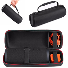 Charge 3 Bag New Hard Storage Protective Pouch Carry Cover Travel  Case For JBL Charge 3  Extra Space For Plug & Cables