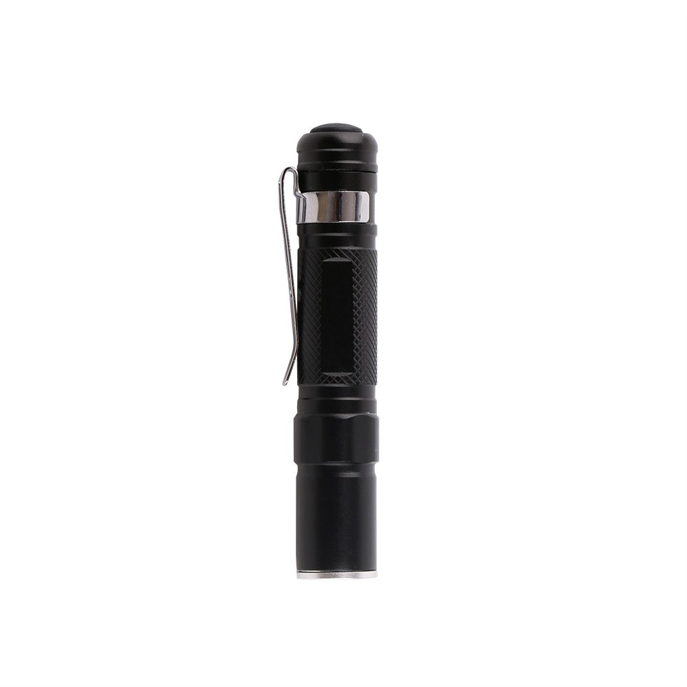 Mini Portable Penlight XPE LED Flashlight Torch XP-1 Pocket Light 1 Switch Modes Outdoor Camping Light USE AAA Flashlight