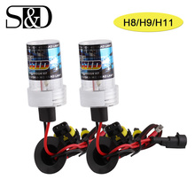 Buy 2pcs H8 H9 H11 Xenon HID Bulbs Fog Lights Auto Headlight Xenon Lamp Car Light Source 35W 55W 12V White Yellow 3000K 6000K D020 for $9.58 in AliExpress store