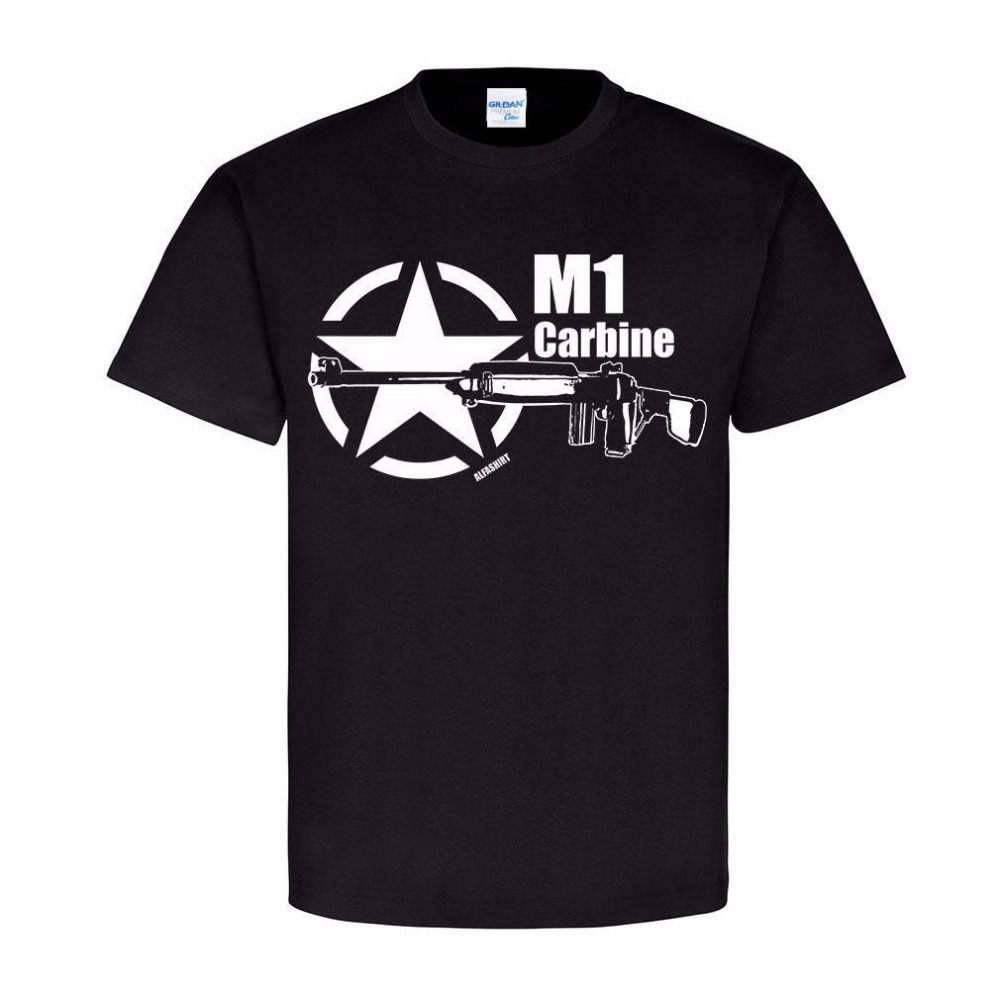 M1 carbine promotion shop for promotional m1 carbine on for Successful t shirt brands