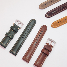 High quality Watchband 20mm 22mm Watch Strap Band for Tissot Seiko Casio(China)
