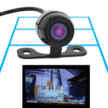 Newest Car Rearview Camera Night Vision CCD 170 degree angle arking Reverse Backup Side Rear Front View Camera for car camera