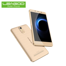 "Leagoo M8 5.7"" 3G Smartphone Android 6.0 MT6580A Quad Core 2GB RAM 16GB ROM 13.0MP 3500mAh Battery Fingerprint Mobile Phone GPS(China)"