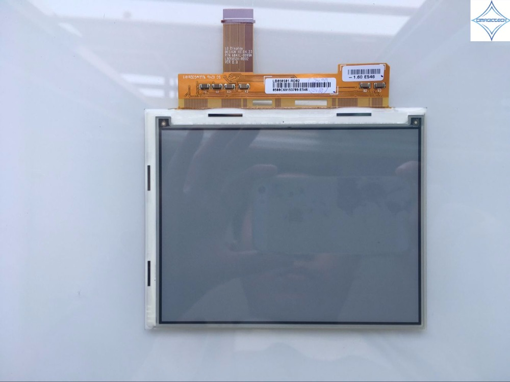 original New 5 eink For Sony prs-350 LB050s01-rd02 E-ink LCD Screen Display LB050s01 rd02 LB050S01(RD)(02)<br>